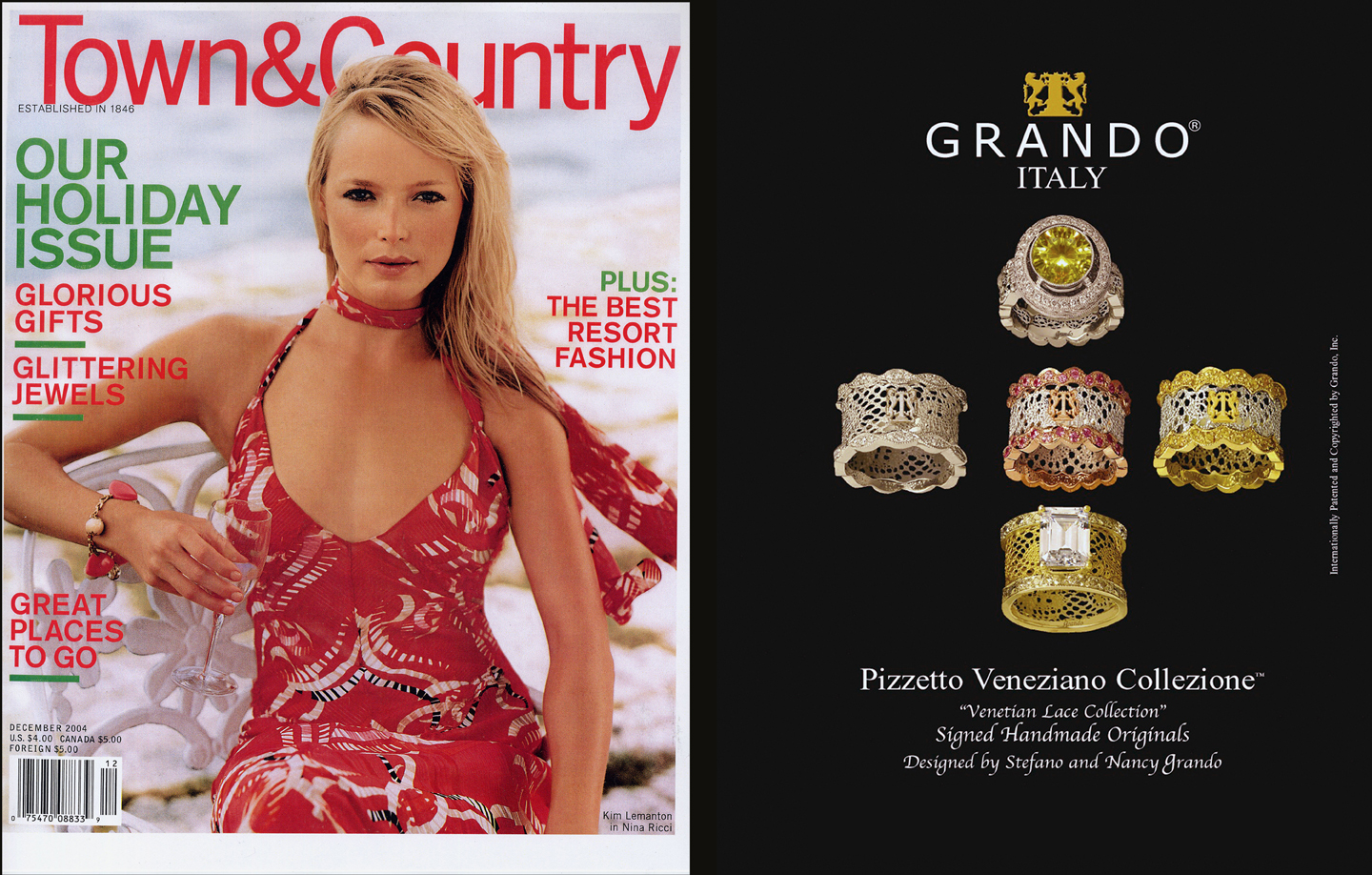 Grando Luxury Jewelry Advertisements Town And Country